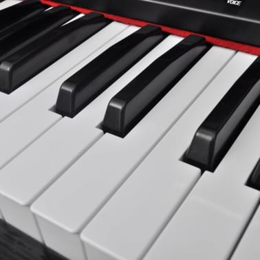 Classic Electronic Digital Piano with 88 Keys & Music Stand[3/8]