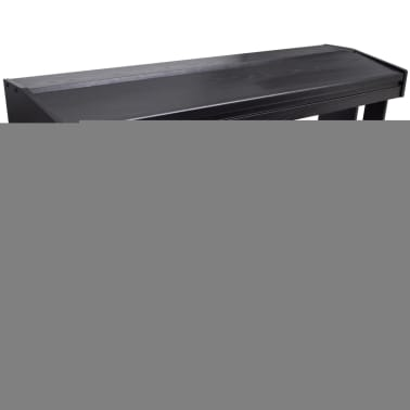Classic Electronic Digital Piano with 88 Keys & Music Stand[6/8]