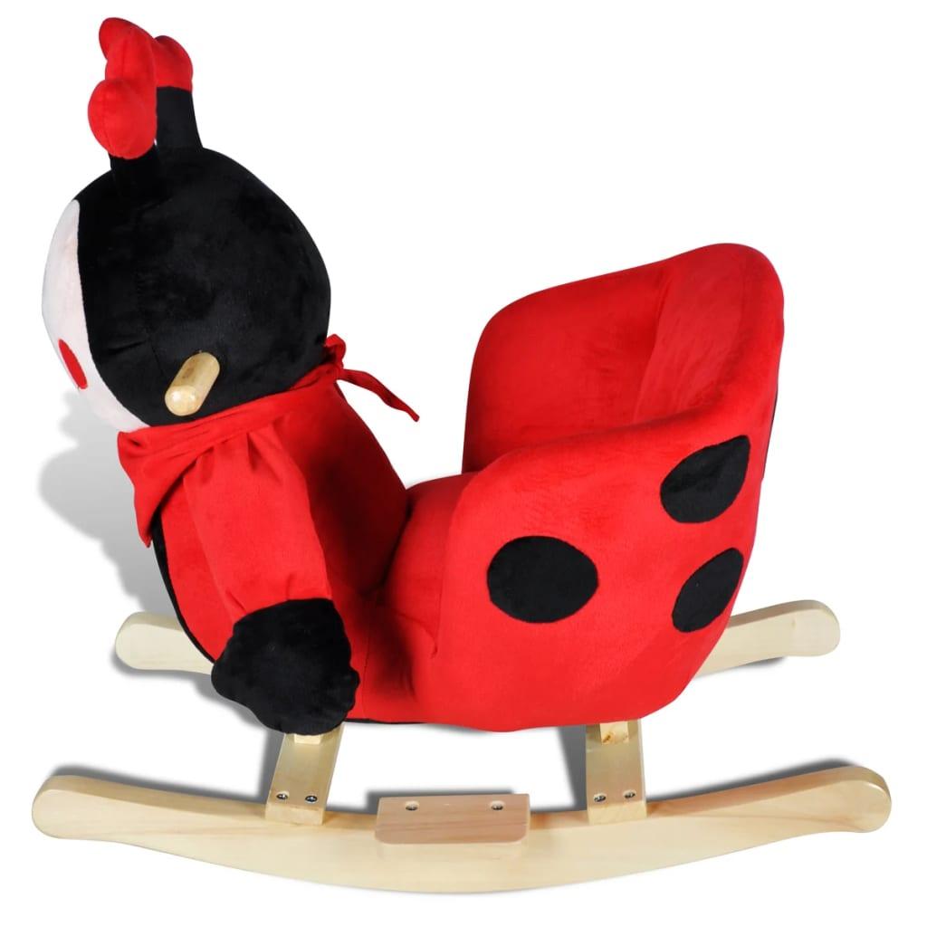 acheter animal de coccinelle bascule pas cher. Black Bedroom Furniture Sets. Home Design Ideas