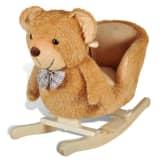 Schommelpaard (teddybeer variant)