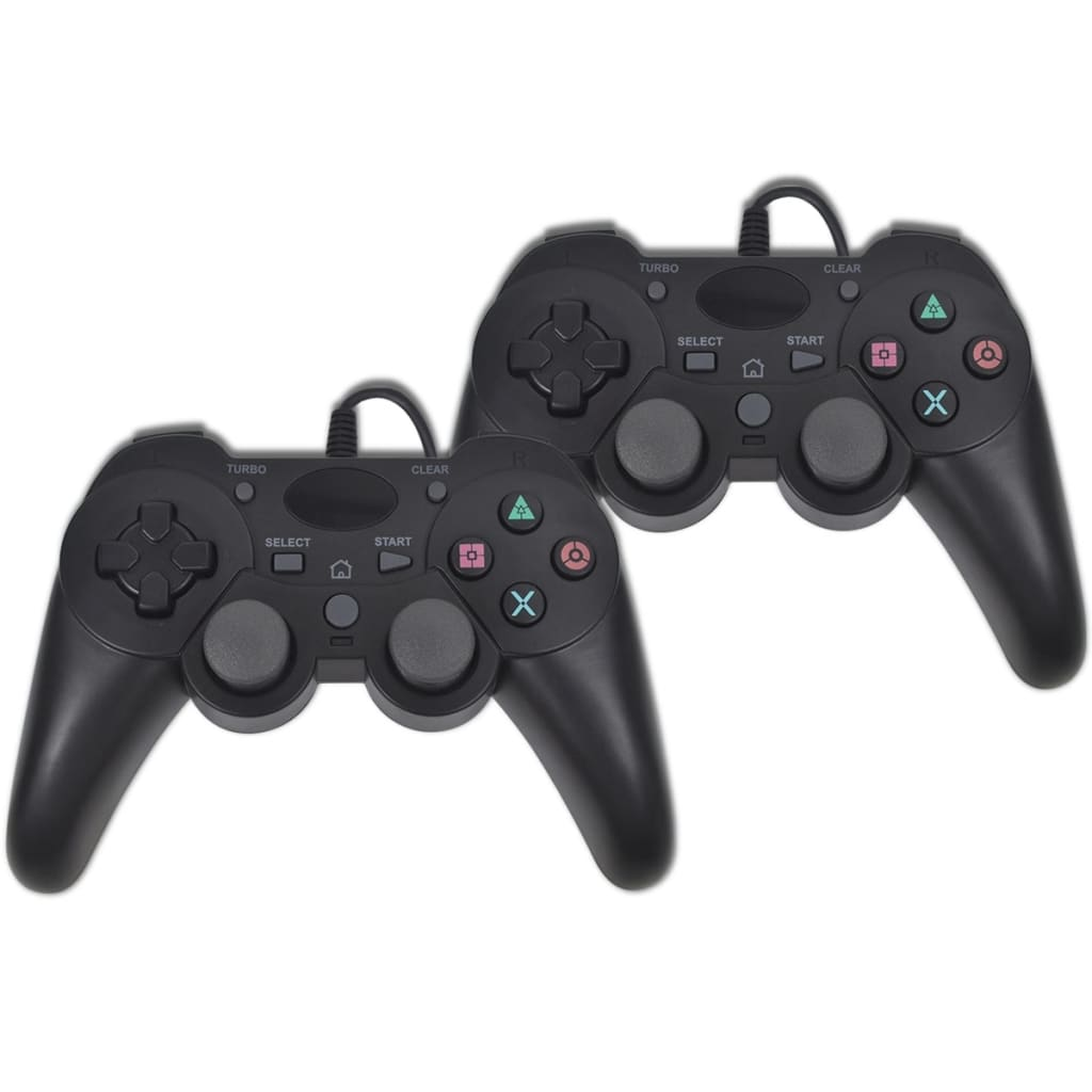 vidaxl-2-wired-game-controllers-for-ps3