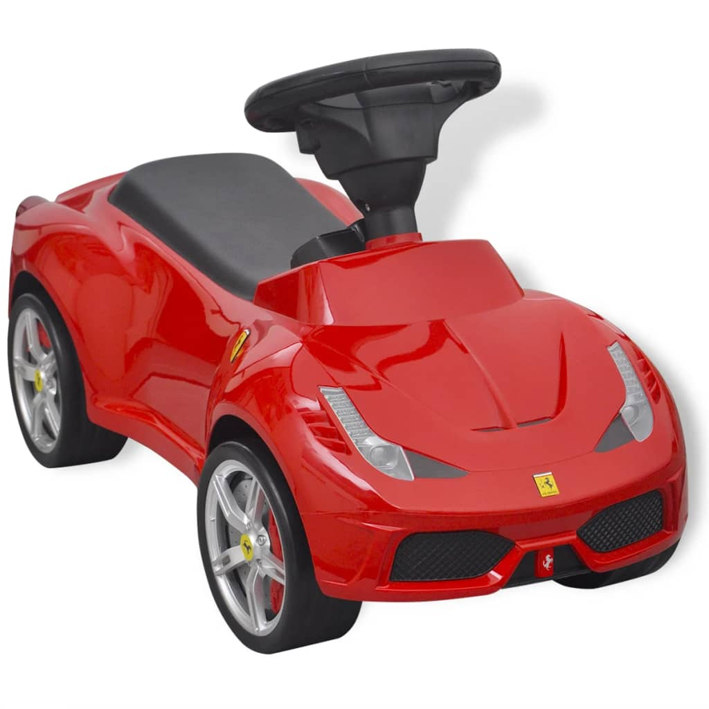vidaxl rutschauto ferrari 458 rot g nstig kaufen. Black Bedroom Furniture Sets. Home Design Ideas