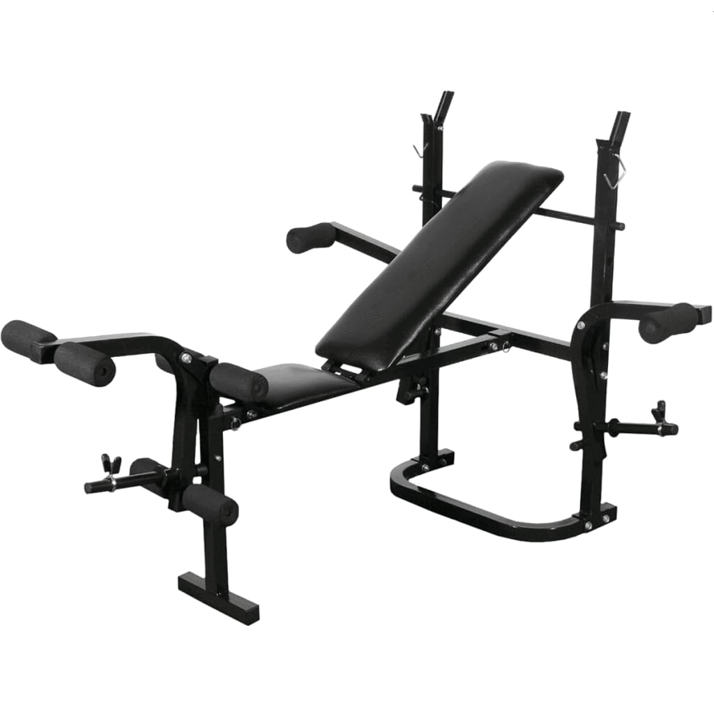 Folding Weight Bench All Around Home Gym Workout Chest Press Fitness Exercise