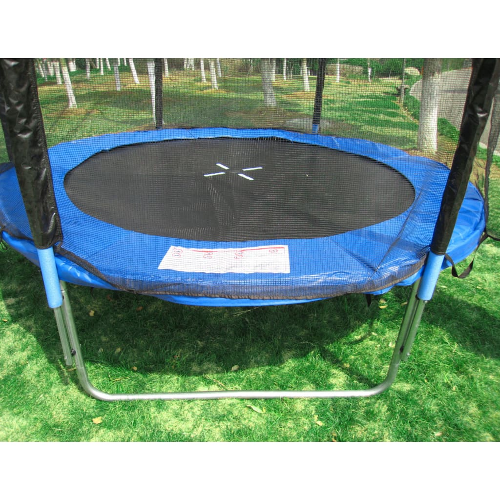 springmat trampoline 305 cm online kopen. Black Bedroom Furniture Sets. Home Design Ideas