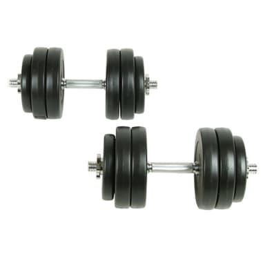 Hantel Set 30 kg[1/2]