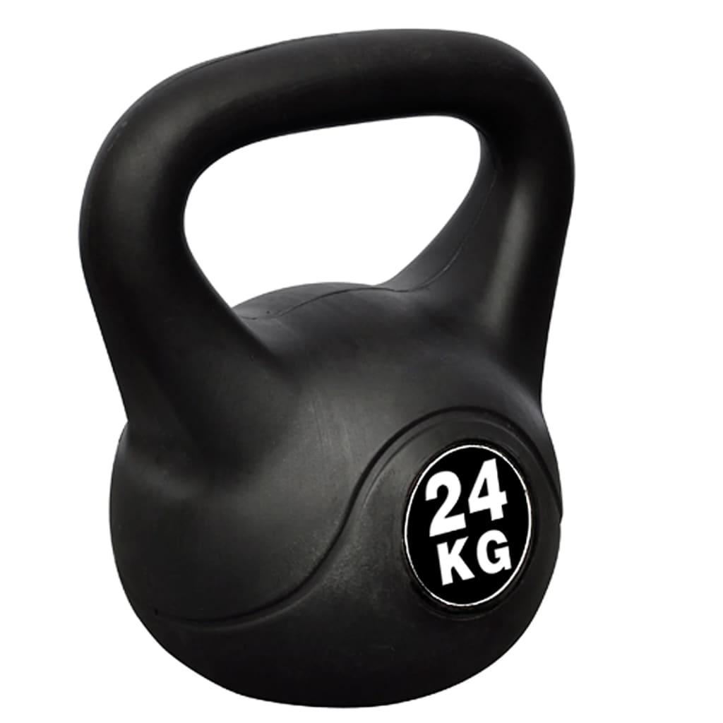 vidaXL kettlebell 24 kg.