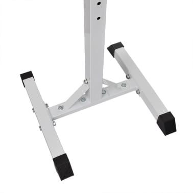 Hantelständer Langhantelablage Hantelablage Squat Set[3/5]