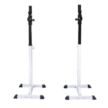 Hantelständer Langhantelablage Hantelablage Squat Set[2/5]