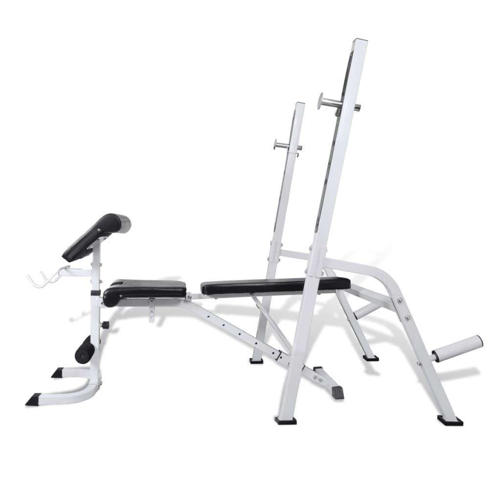 acheter banc de musculation multifonction pas cher. Black Bedroom Furniture Sets. Home Design Ideas