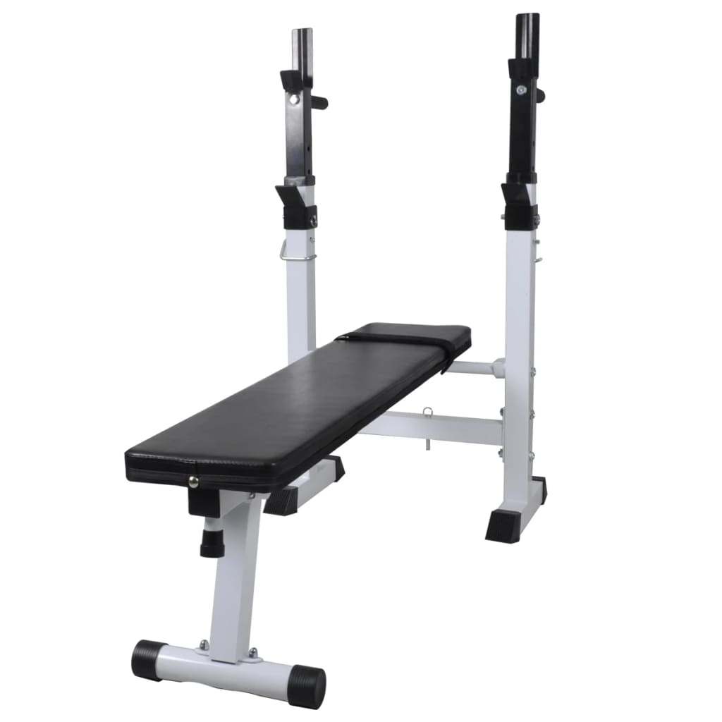 Fitness workout bench straight weight bench Bench weights