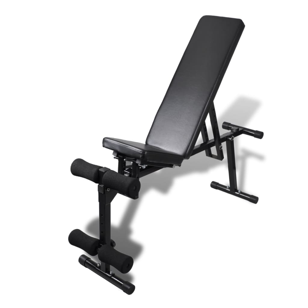 Weight Bench Fitness Workout Bench Www Vidaxl Com Au
