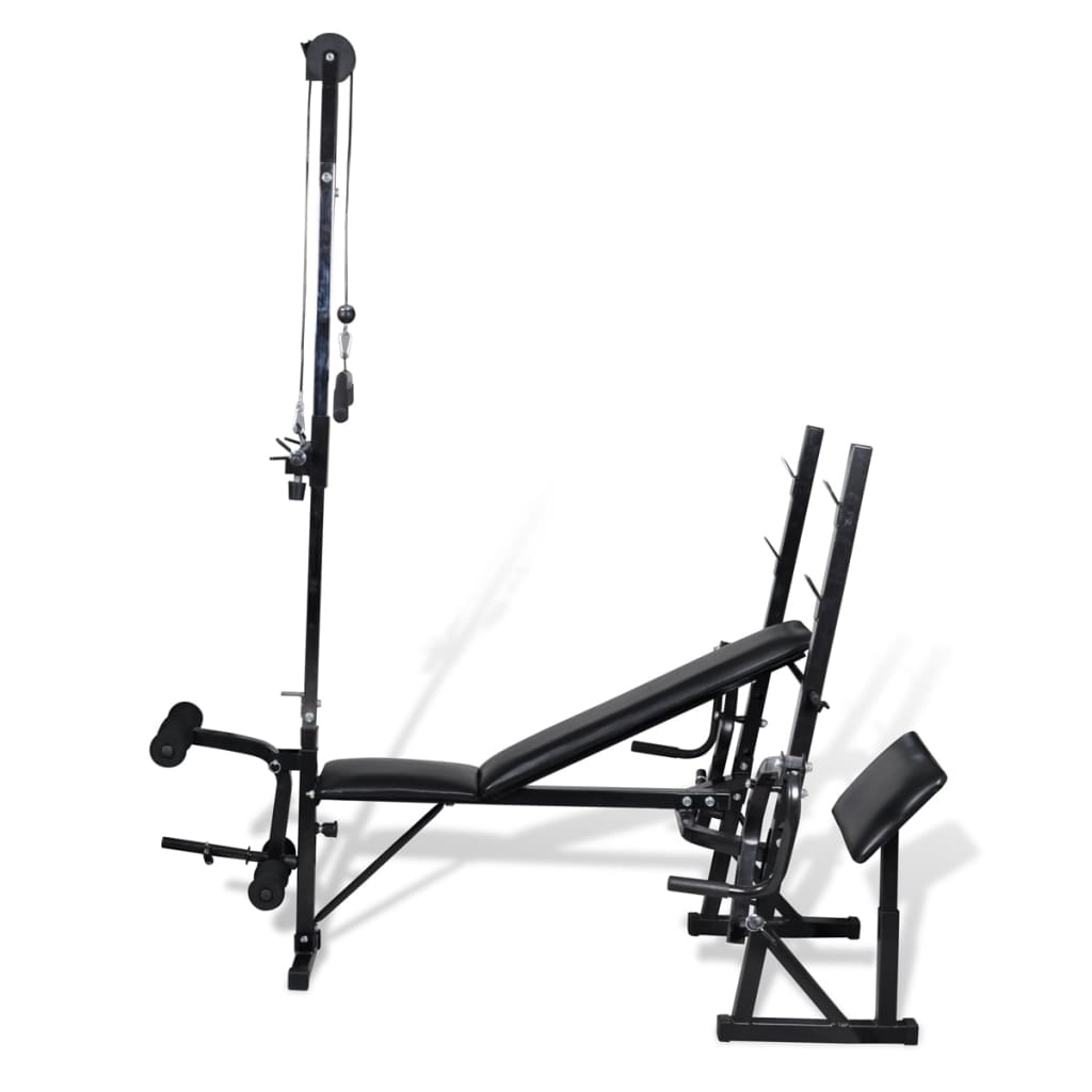 Fitness Workout Bench For Home Gym