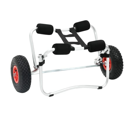 Boot accessoires kayak trolley