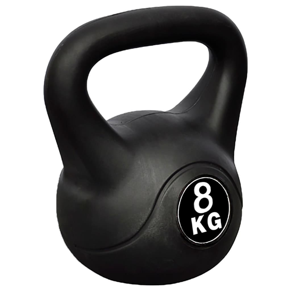 vidaXL Kettlebell 8 kg