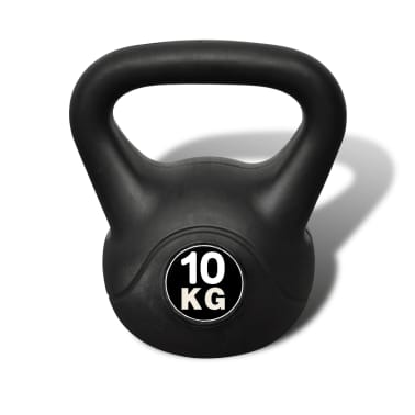 Kettlebell Kugelhantel Trainingshantel Gewicht 10KG[1/3]