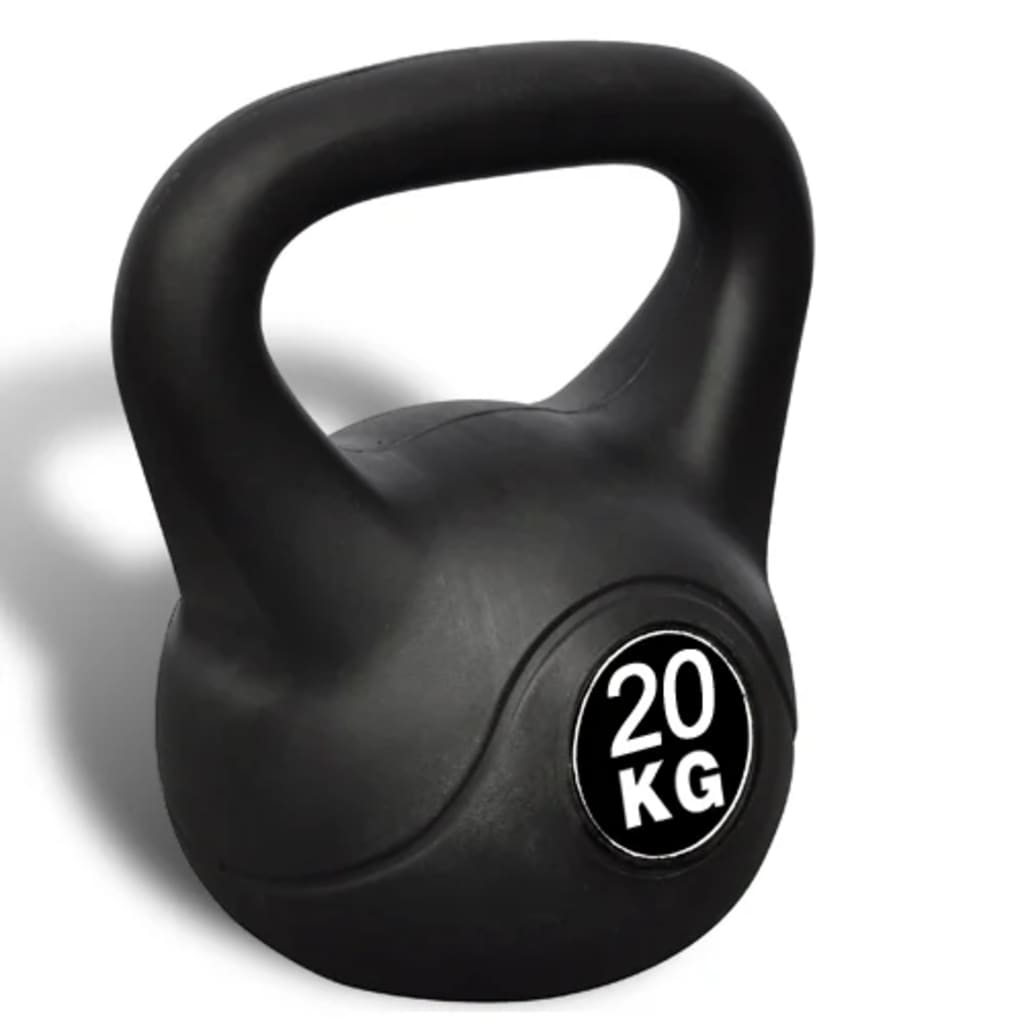 Kettlebell 10 Kg: Kettlebell 20 Kg
