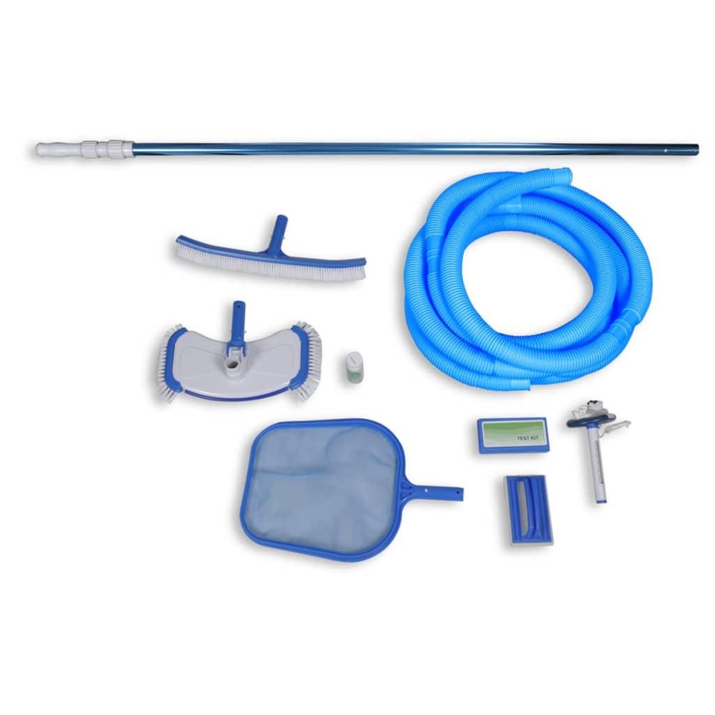 Set accessori di pulizia e manutenzione per piscina - Accessori per piscina ...