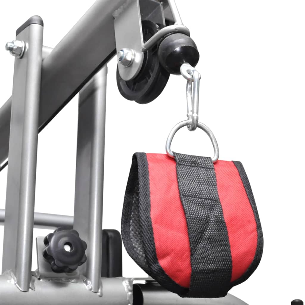 Home gym multi use weight dumbbell boxing bag bench