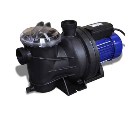 Pompe filtration piscine 800 w bleu - Piece detachee pompe piscine ...