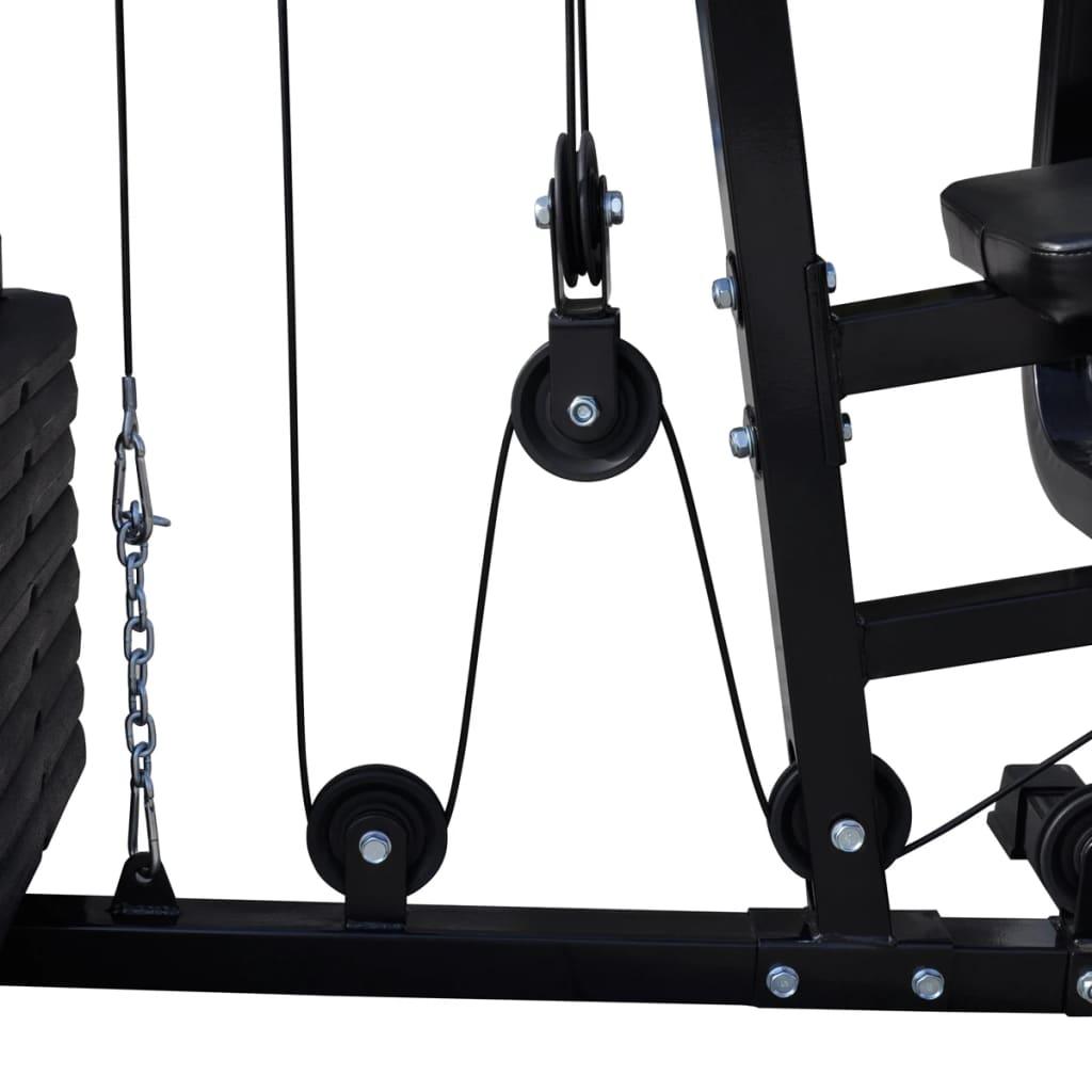 acheter banc de musculation station de musculation pas. Black Bedroom Furniture Sets. Home Design Ideas