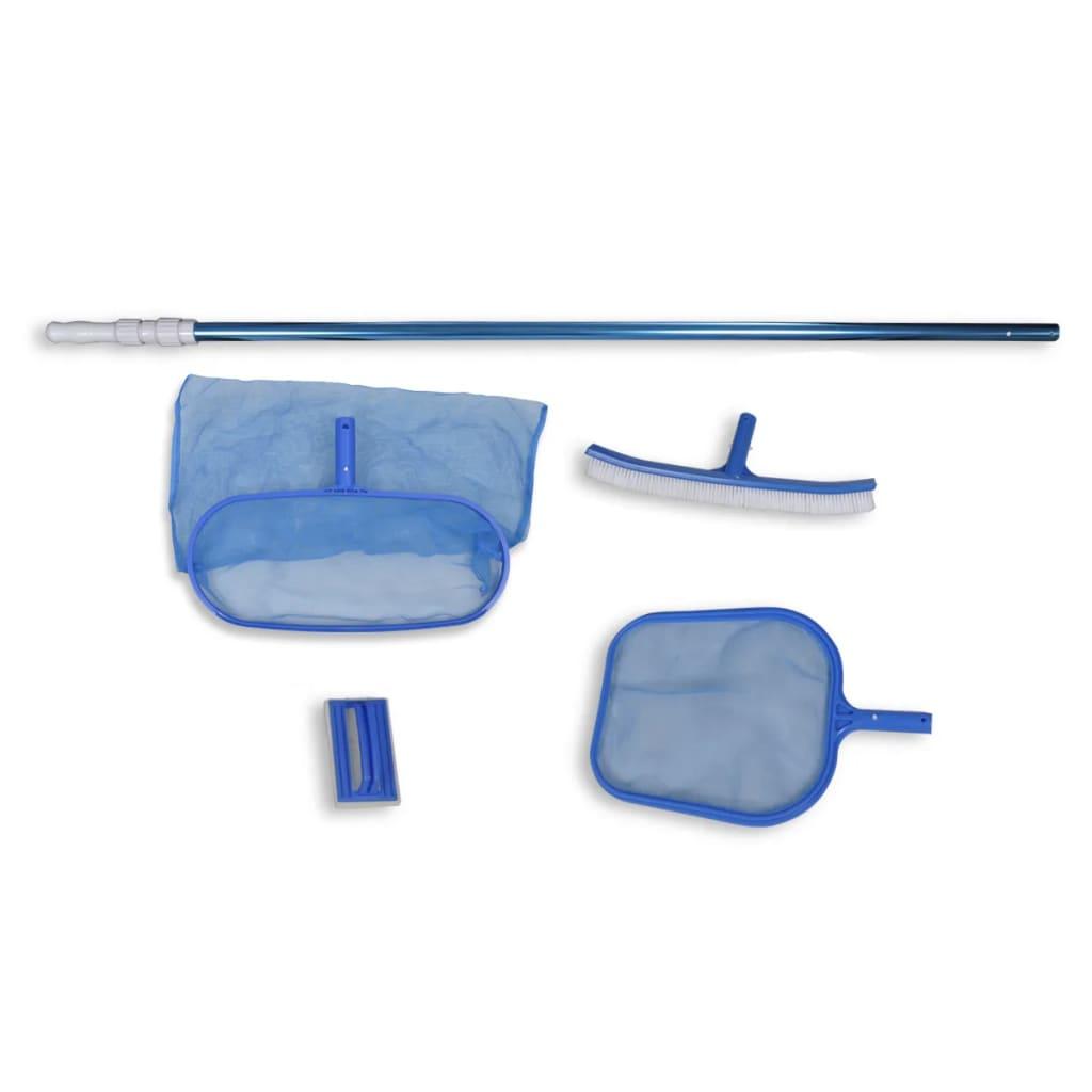 La boutique en ligne kit entretien piscine avec manche for Kit entretien piscine