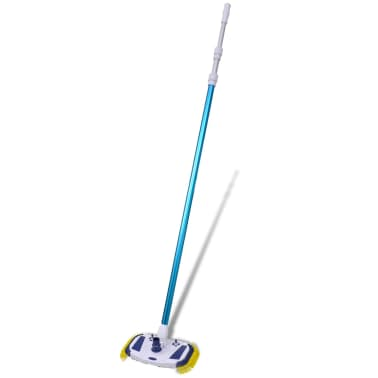 Pool Cleaning Tool Vacuum with Telescopic Pole and Hose[3/6]