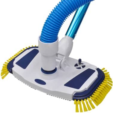 Pool Cleaning Tool Vacuum with Telescopic Pole and Hose[4/6]