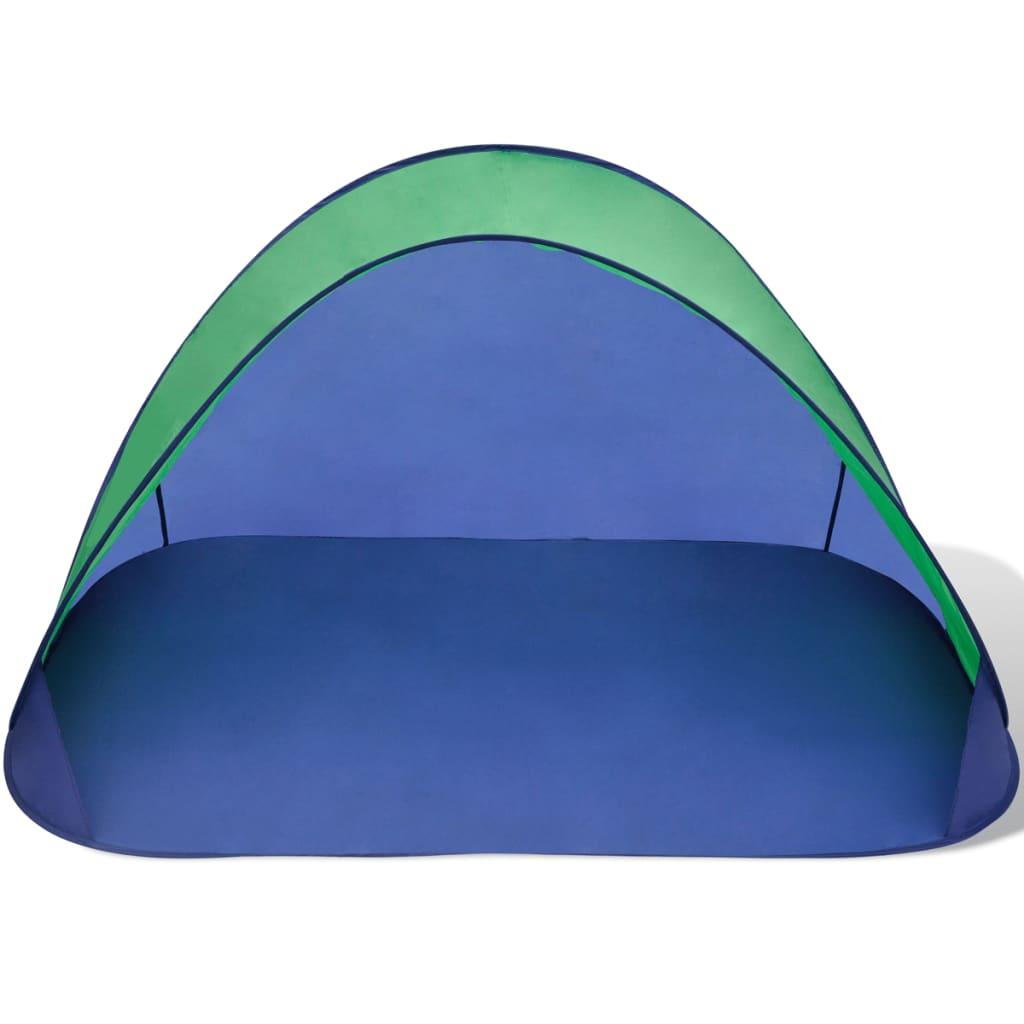 La boutique en ligne tente de plage pliante hydrofuge vert - Tente de plage ikea ...
