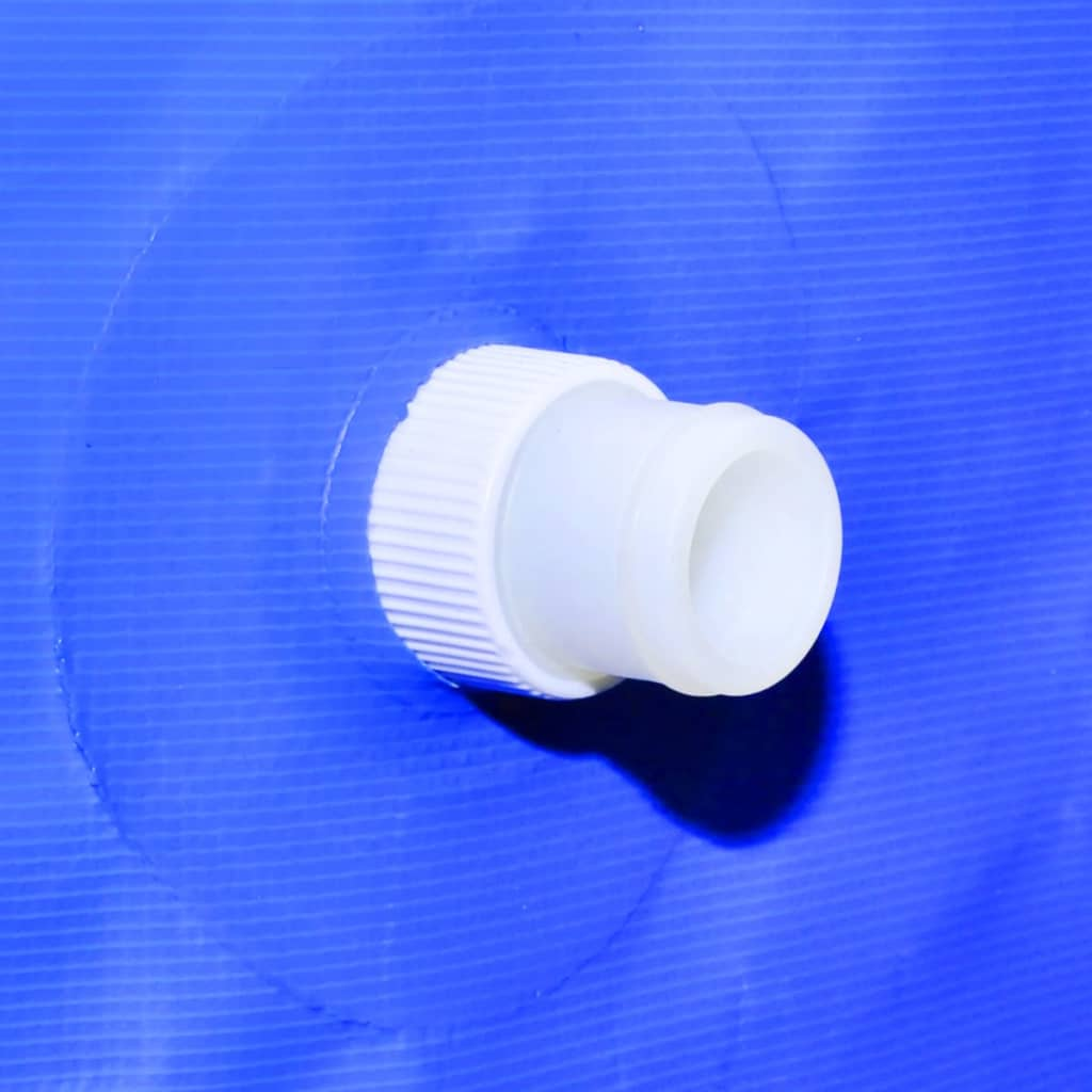 Above ground swimming pool steel frame round 367 x 122 cm - Steel frame pool ...