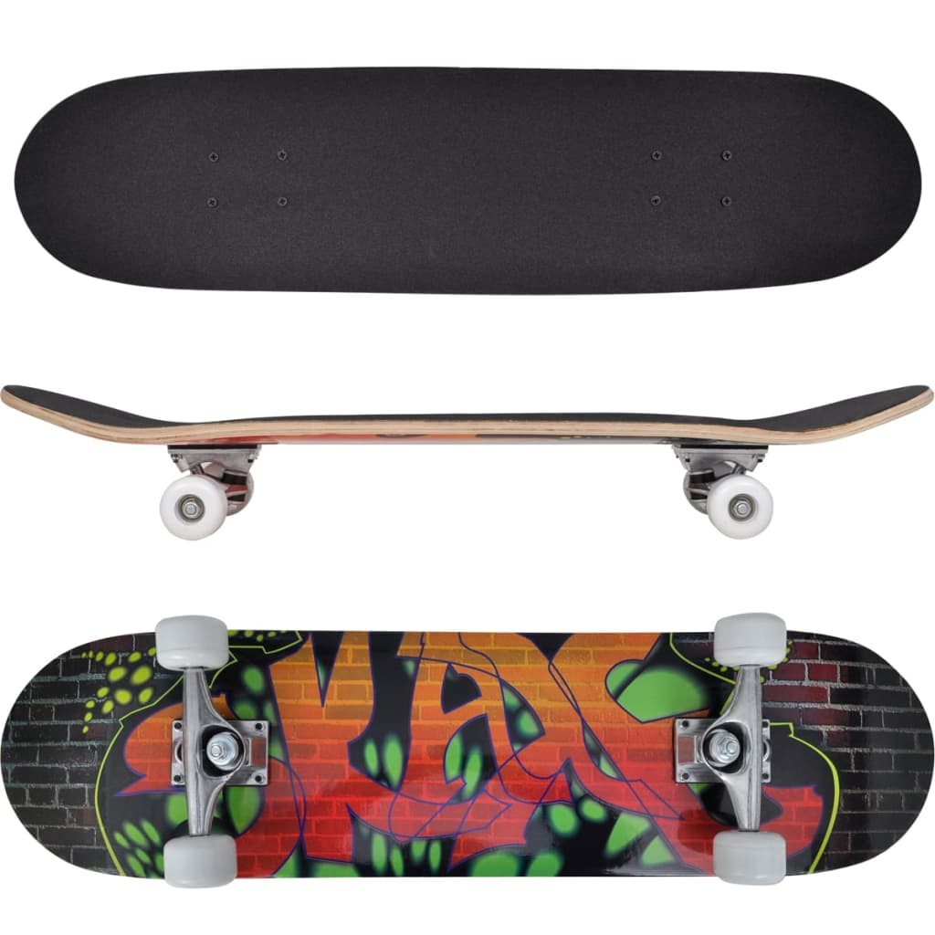 skateboard skate board kinder funboard skater longboard. Black Bedroom Furniture Sets. Home Design Ideas