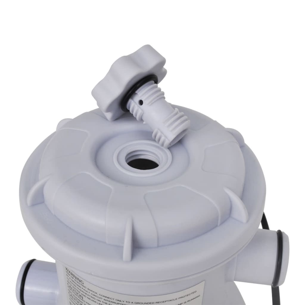 Swimming Pool Filter Pump 530 Gal H