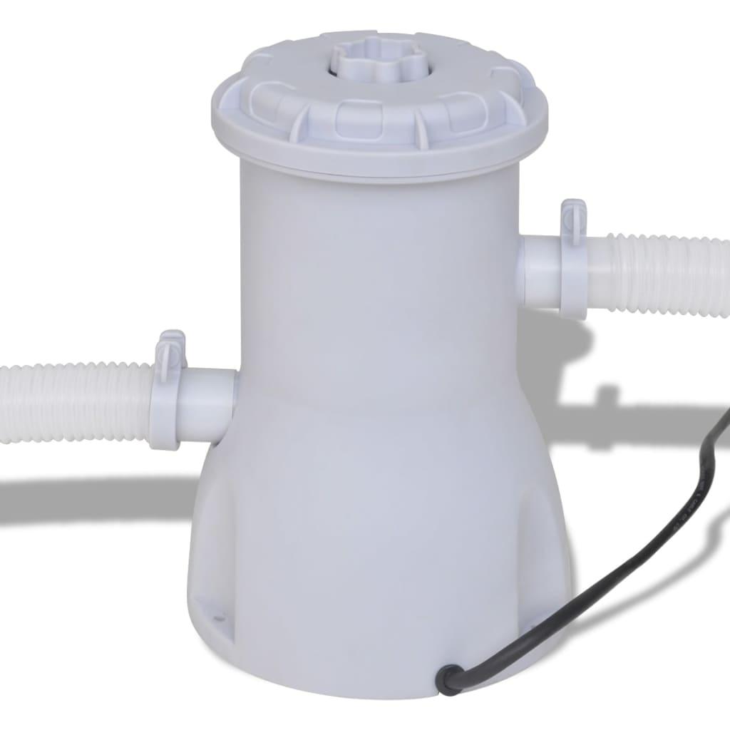 Swimming Pool Filter Pump 800 Gal H