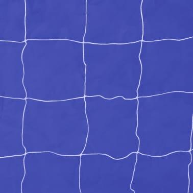 Fotballmål med Skuddvegg Stål 240 x 92 x 150 cm [5/5]