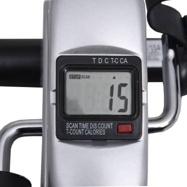 Heimtrainer Pedaltrainer Fahrradtrainer mit Schwungrad[4/4]
