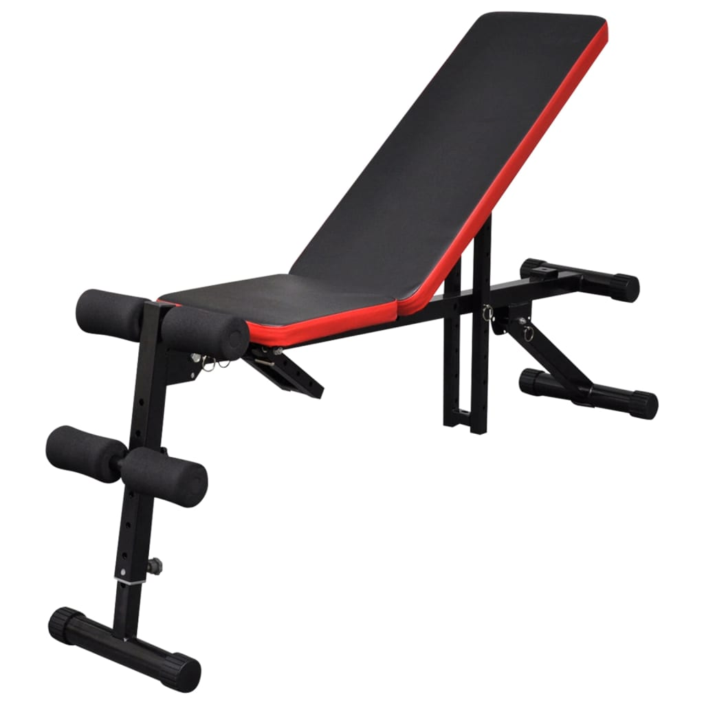 Adjustable Sit Up Bench Multi Position