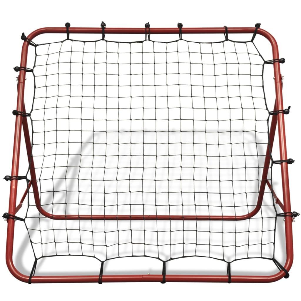 Rete elastica da calcio con rimbalzo 100 x 100 cm - Rete porta da calcio ...