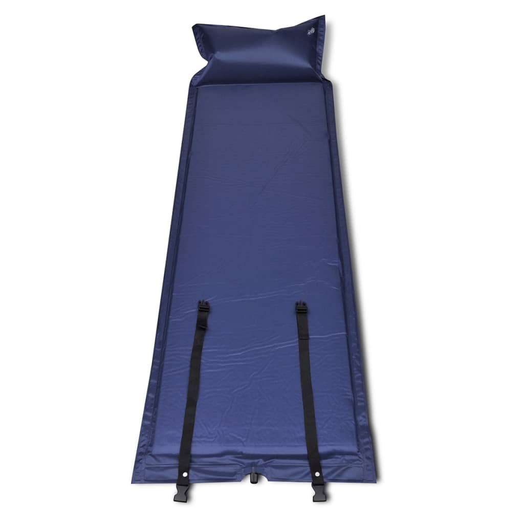 acheter matelas autogonflant bleu 185 x 55 x 3 cm 1. Black Bedroom Furniture Sets. Home Design Ideas