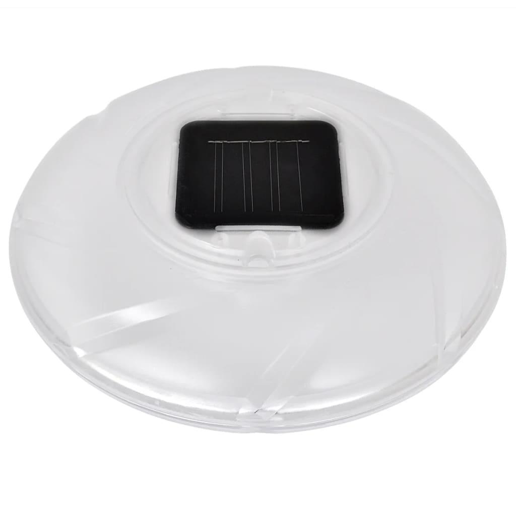 L mpara solar flotante para piscina bestway 58111 for Lamparas para piscinas