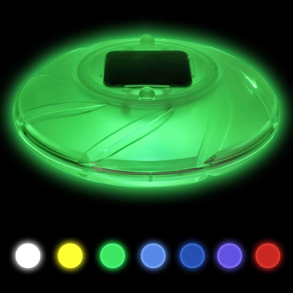 Bestway 58111 napelemes úszó lámpa / kültéri