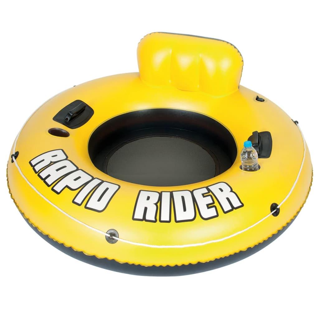 Bestway Felfújható egyszemélyes Rapid Rider vízi úszócső 43116