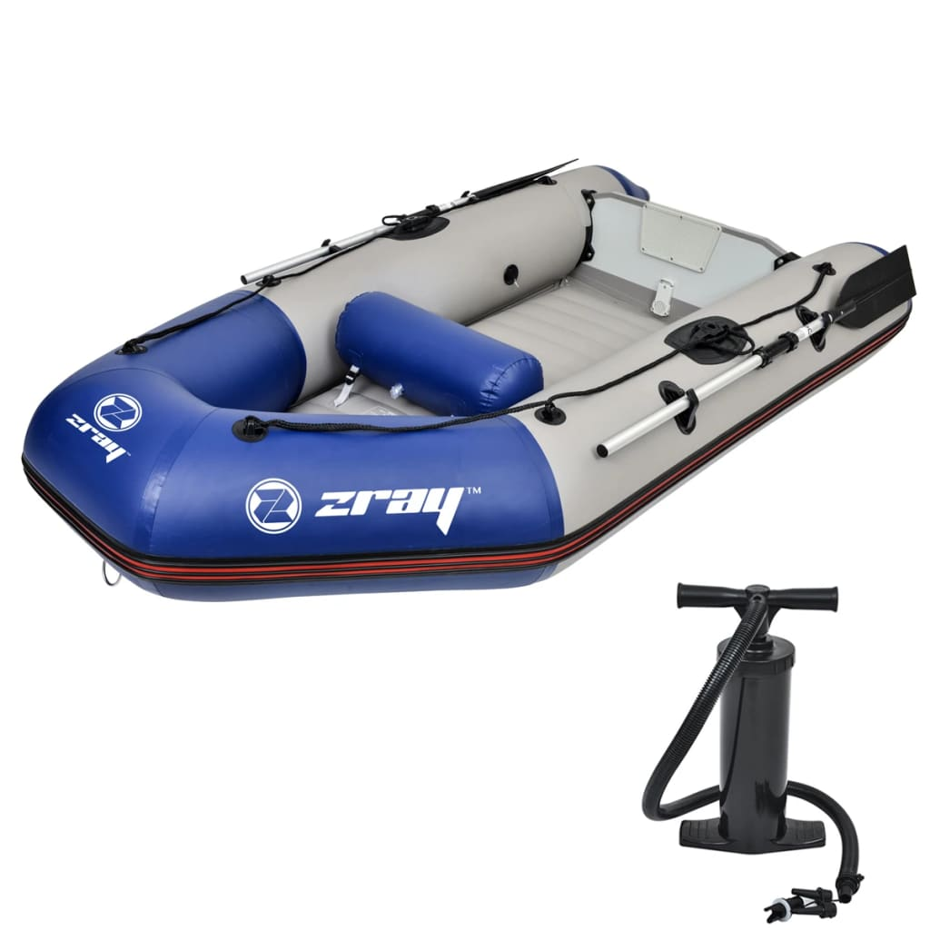 Jilong Cheyenne V 300 Inflatable Boat with Hand Pump and Oars