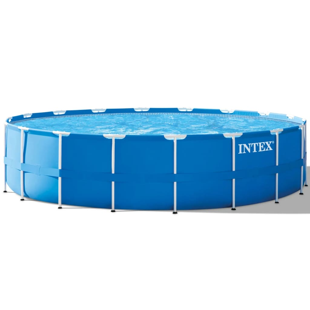 Intex st lram rund pool set 549 x 122 cm 28252 gn for Intex webshop