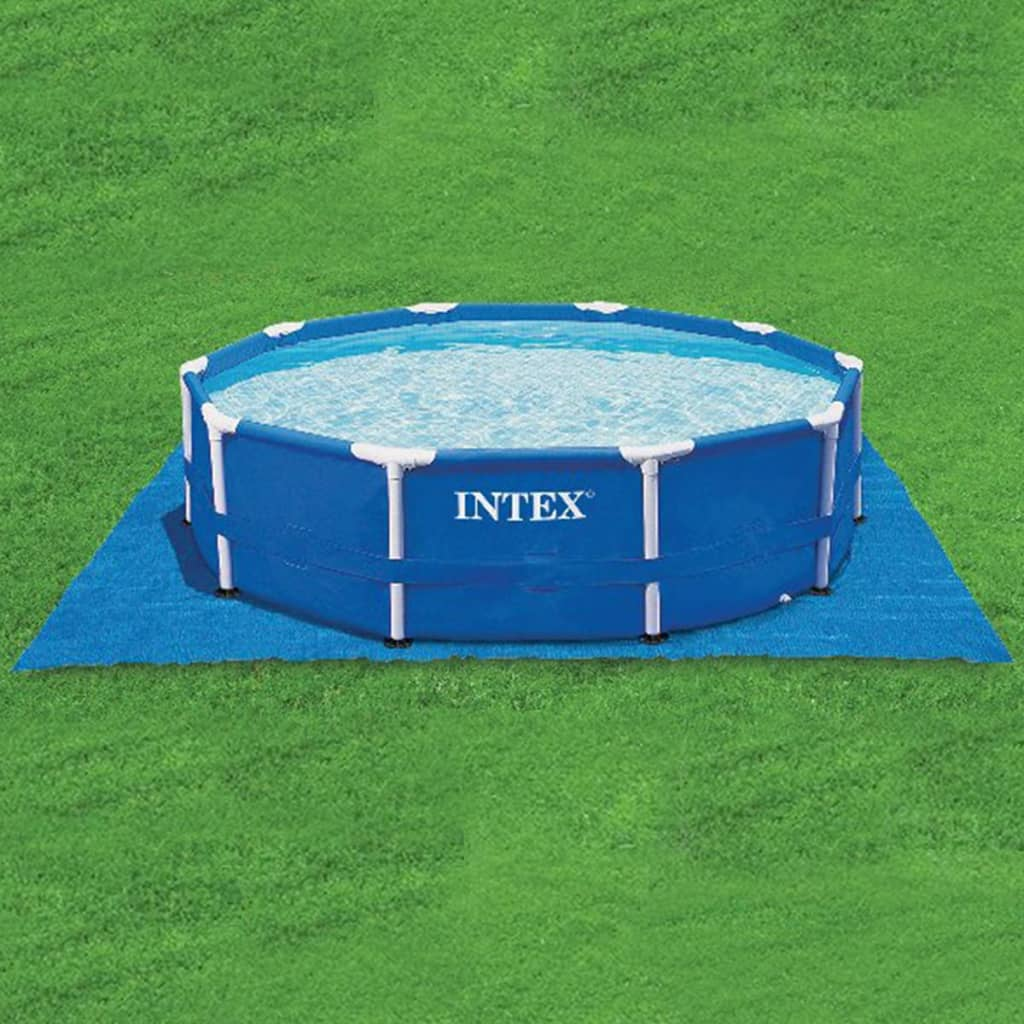 La boutique en ligne intex kit piscine ronde avec ch ssis for Piscine ronde intex