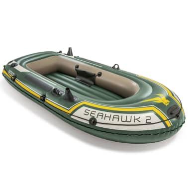 Intex Seahawk 2 Sett Gummibåt med Årer og Pumpe 68347NP[2/2]