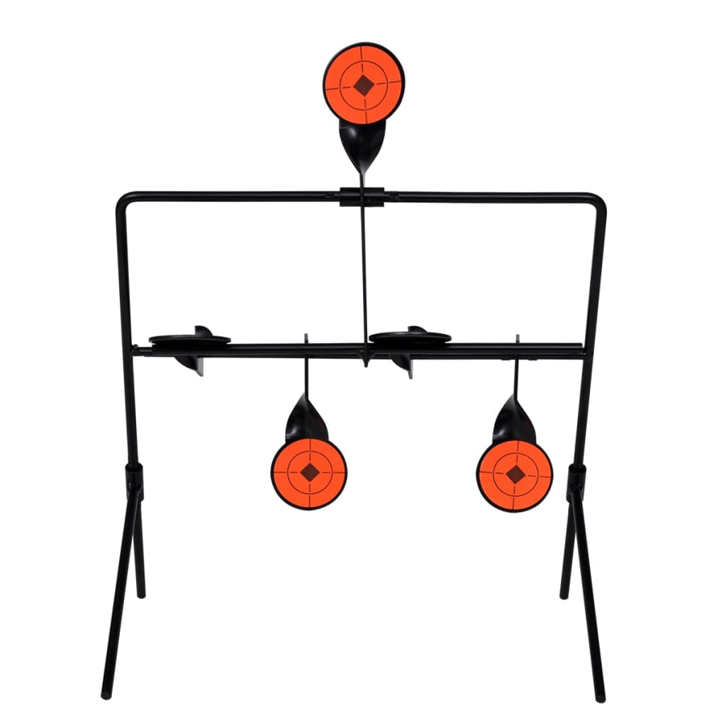Shooting In Delta Colorado: Auto Reset Spinner Shooting Target With 4