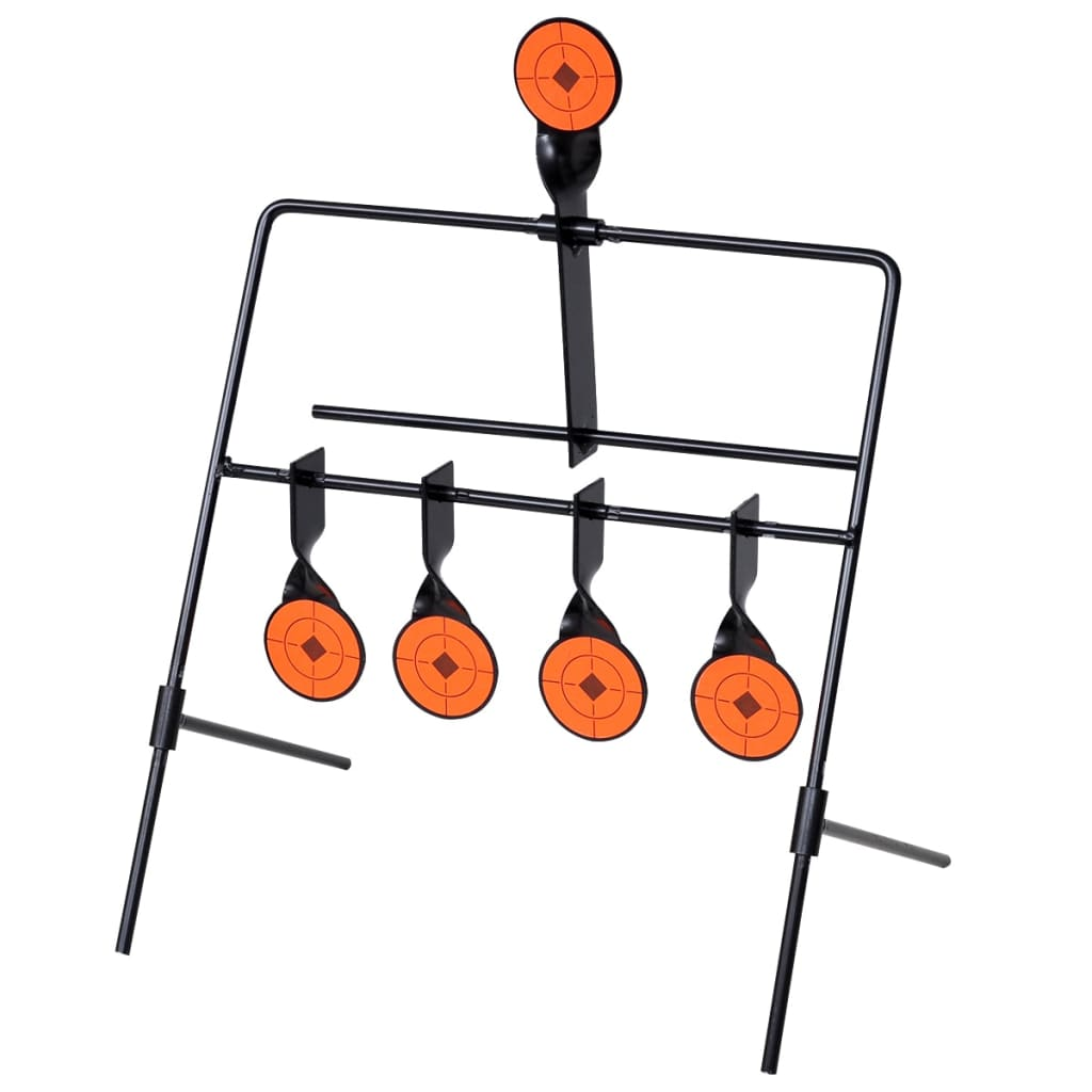 vidaxl-auto-reset-spinner-shooting-target-with-4-1-targets
