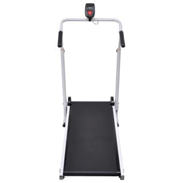 Folding Mini Treadmill Running Machine 93 x 36 cm Black[3/7]