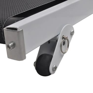 Folding Mini Treadmill Running Machine 93 x 36 cm Black[7/7]