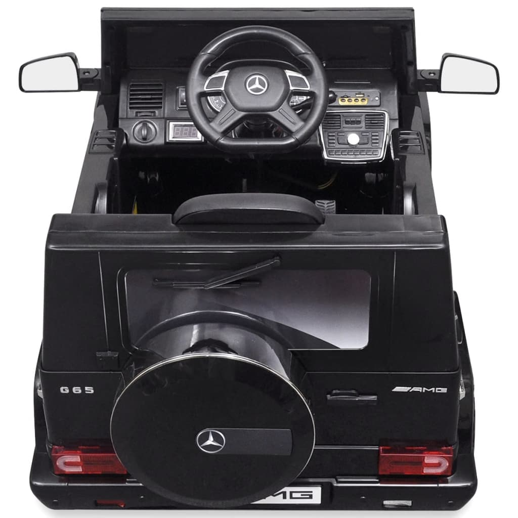 la boutique en ligne voiture suv lectrique mercedes benz g65 2 moteurs noir. Black Bedroom Furniture Sets. Home Design Ideas