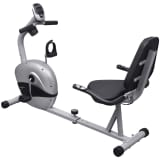 Recumbent Exercise Bike 3 kg Magnetic Flywheel Pulse